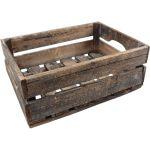 Kist, hout, 34x23x13cm
