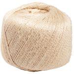 Touw, Sisal, 3-draads, middel, 600m, 2.5kg, naturel